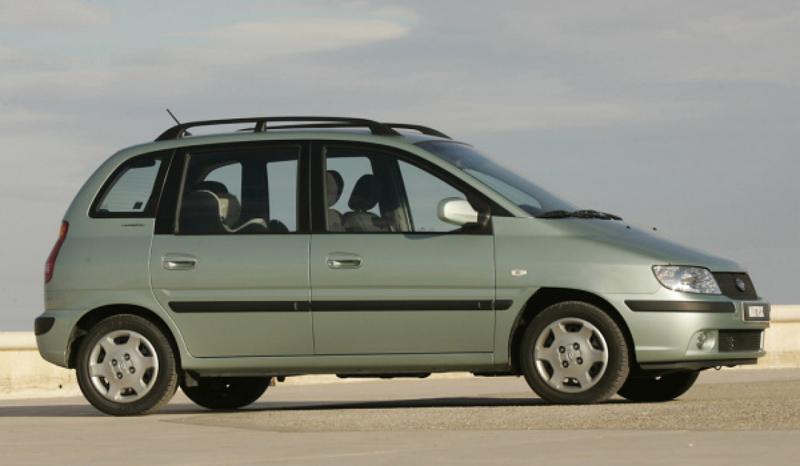 Hyundai Matrix 1.6 Automatic 1